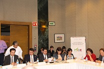Primera sesión ordinaria 2014 del Consejo Ciudadano MIDE Jalisco