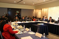 Primera sesión del Consejo EVALÚA Jalisco, 2015
